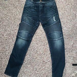 True Religion Men's Blue Jeans